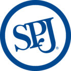 Society of Professional Journalists circle logo