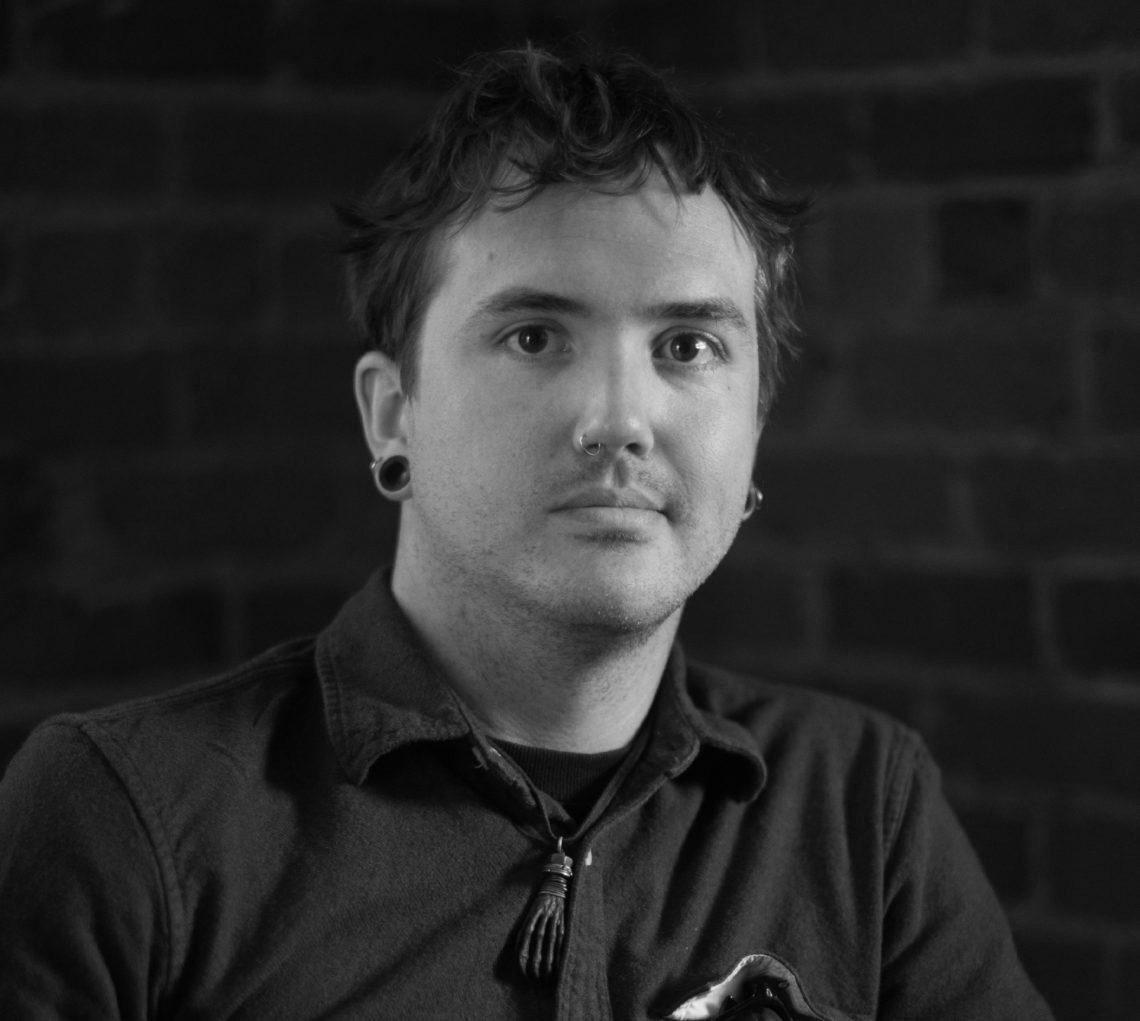 Portrait of Brian Howey