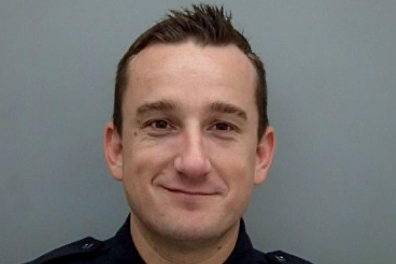 Vallejo police Det. Jarrett Tonn